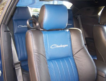 Supreme Sunroofs is the place for custom Katzkins leather interior installation and repair!